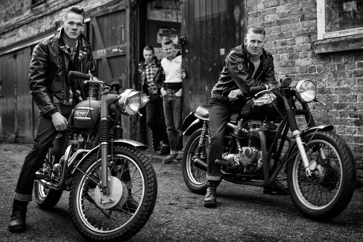Return of the Cafe Racers - The start of something big