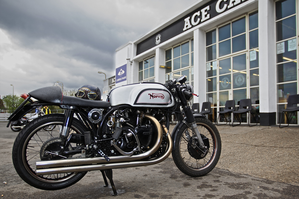 Return of the Cafe Racers - What is a Cafe Racer?