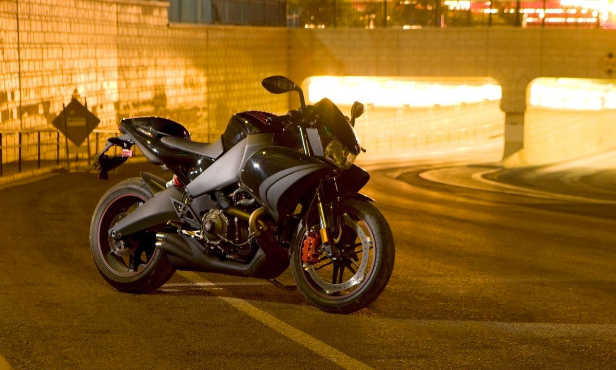 Return of the Cafe Racers - 21st Century Cafe Racer? – The Buell 1125 CR