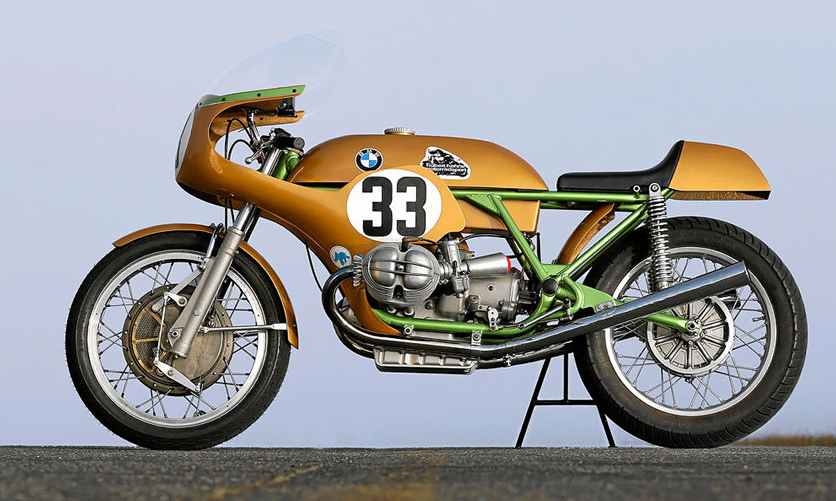 BMW Imola 750cc of Helmut Dähne | Return of the Cafe Racers