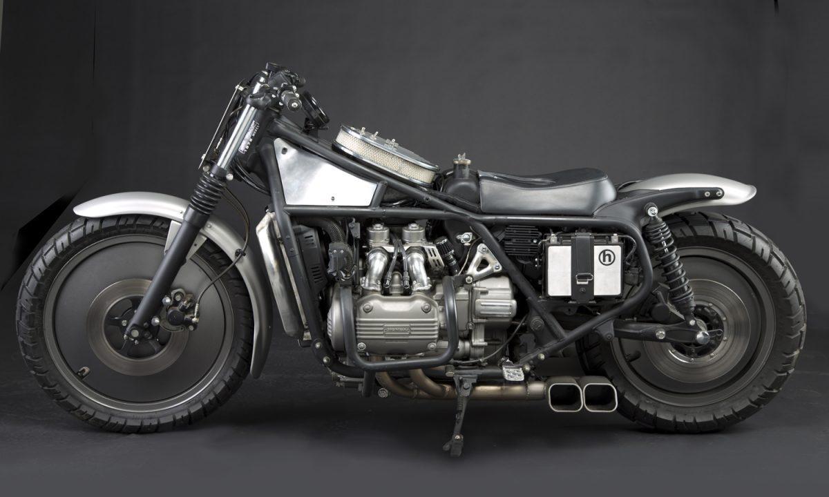 Return of the Cafe Racers - H Garage Honda Gold Wing