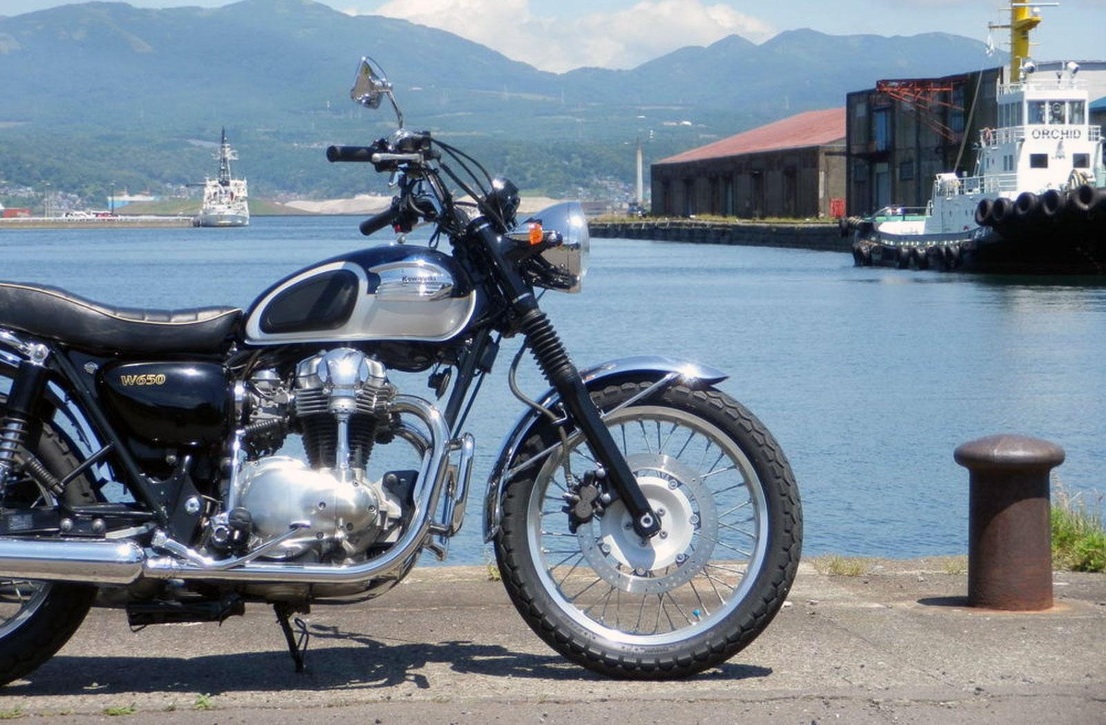 Kawasaki W650 review