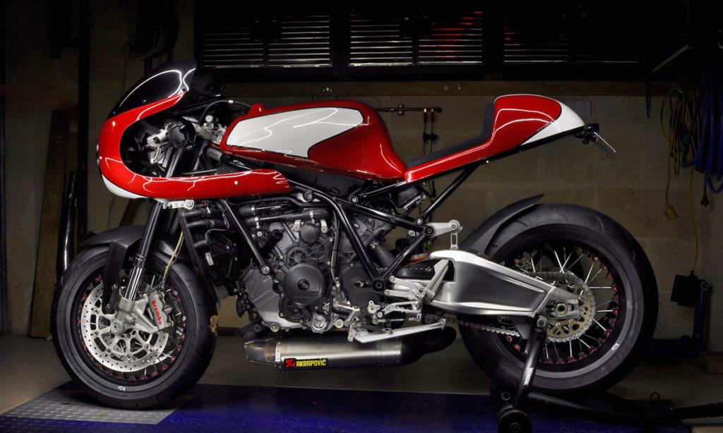 Return of the Cafe Racers - Big Red – KTM Café Racer