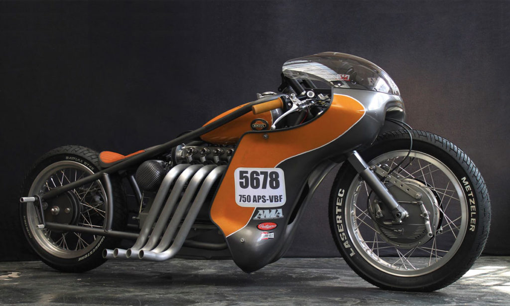 Return of the Cafe Racers - Odins Fury – Gonzo Motorcycles Nimbus Type C