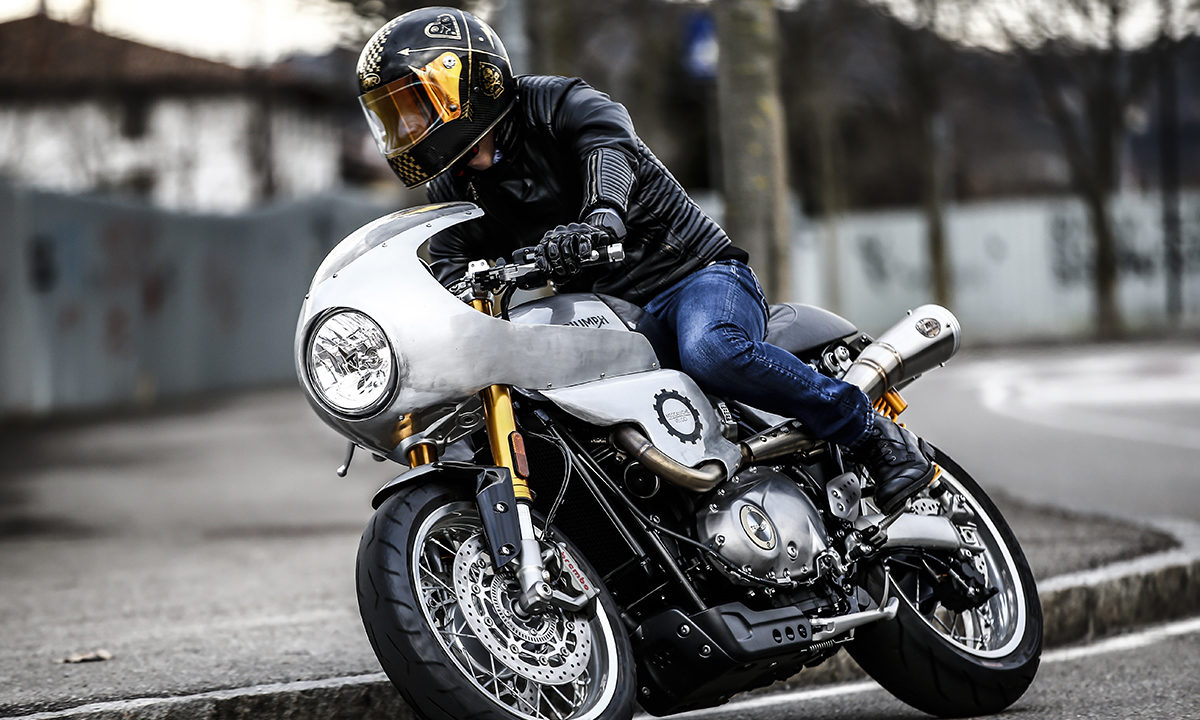 Return of the Cafe Racers - Bullet Time – Alo's Cafe Thruxton R