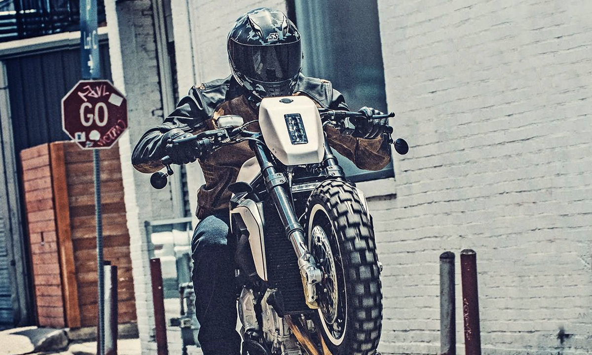 Speed and Strength Savage motorcycle gear