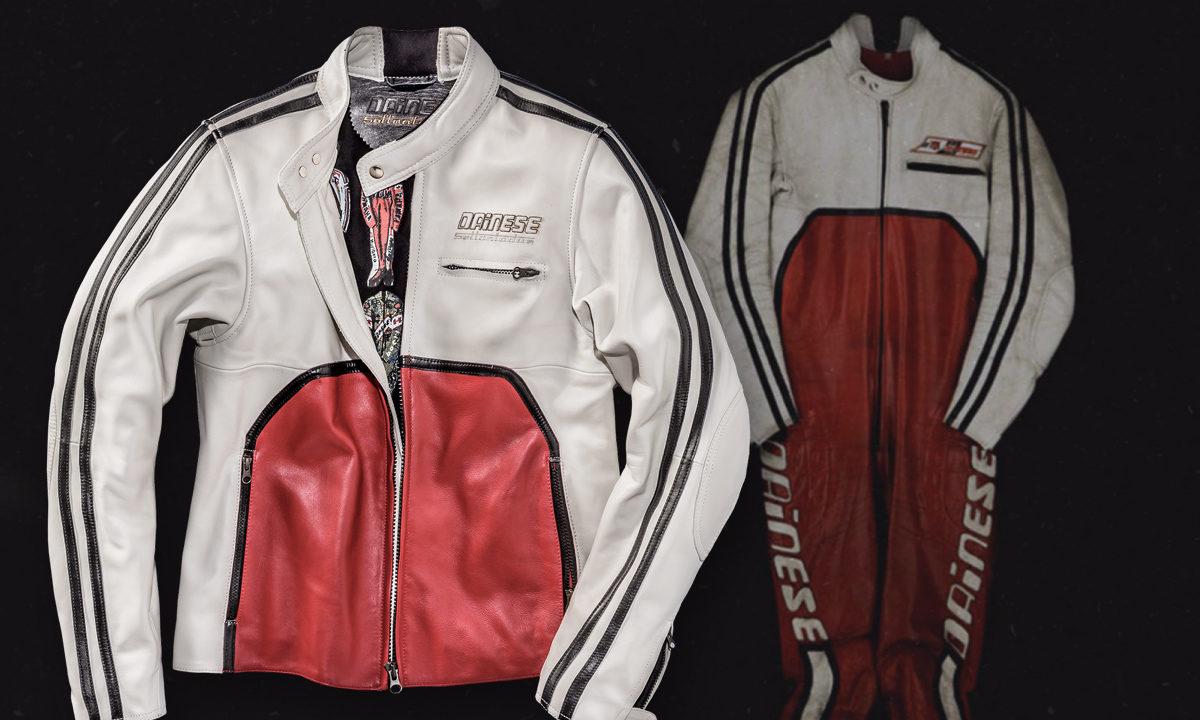 Dianese Toga 72 leather motorcycle jacket