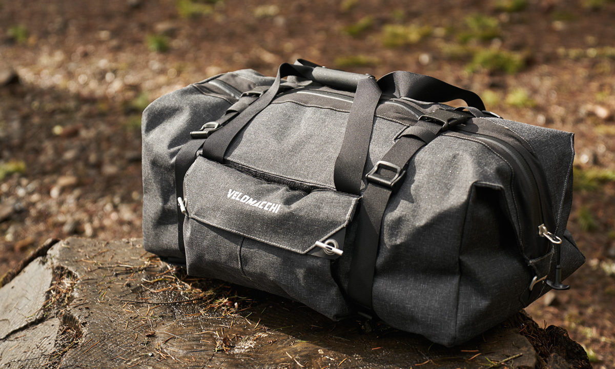 Velomacchi Speedway Duffel bag review