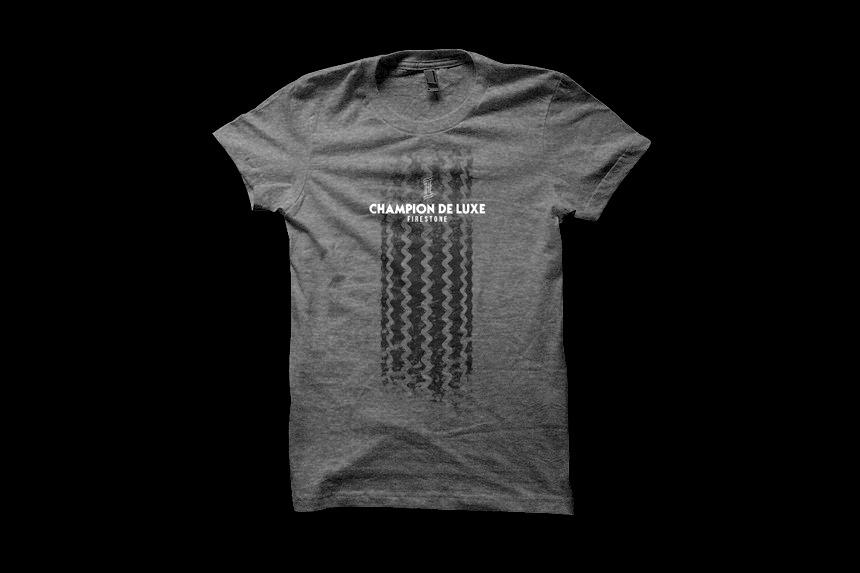 Return of the Cafe Racers - Firestone Treadfull tshirts