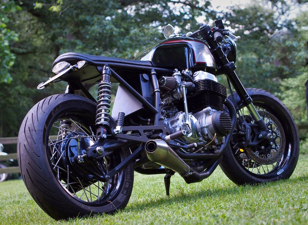 Return of the Cafe Racers - Cognito Moto CB750