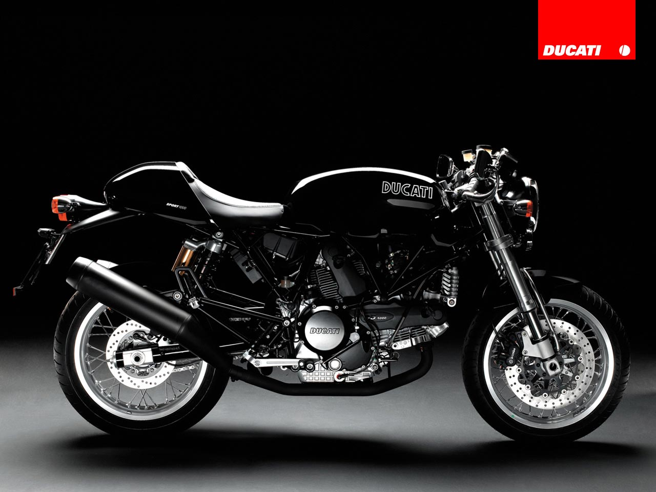 Return of the Cafe Racers - The Ducati Sport Classics – Sport 1000