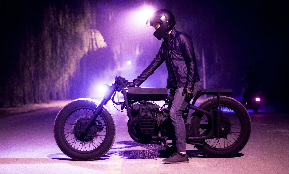Return of the Cafe Racers - Nero Mark 2 by Bandit Nine