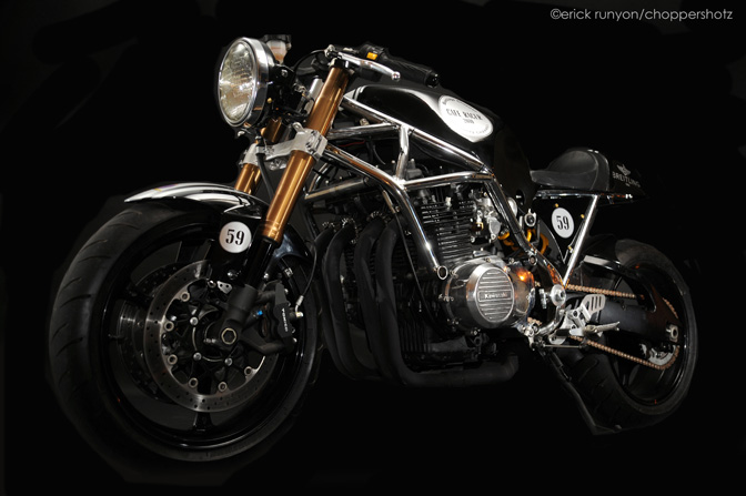 Return of the Cafe Racers - Cafe Racer auction for curing cancer