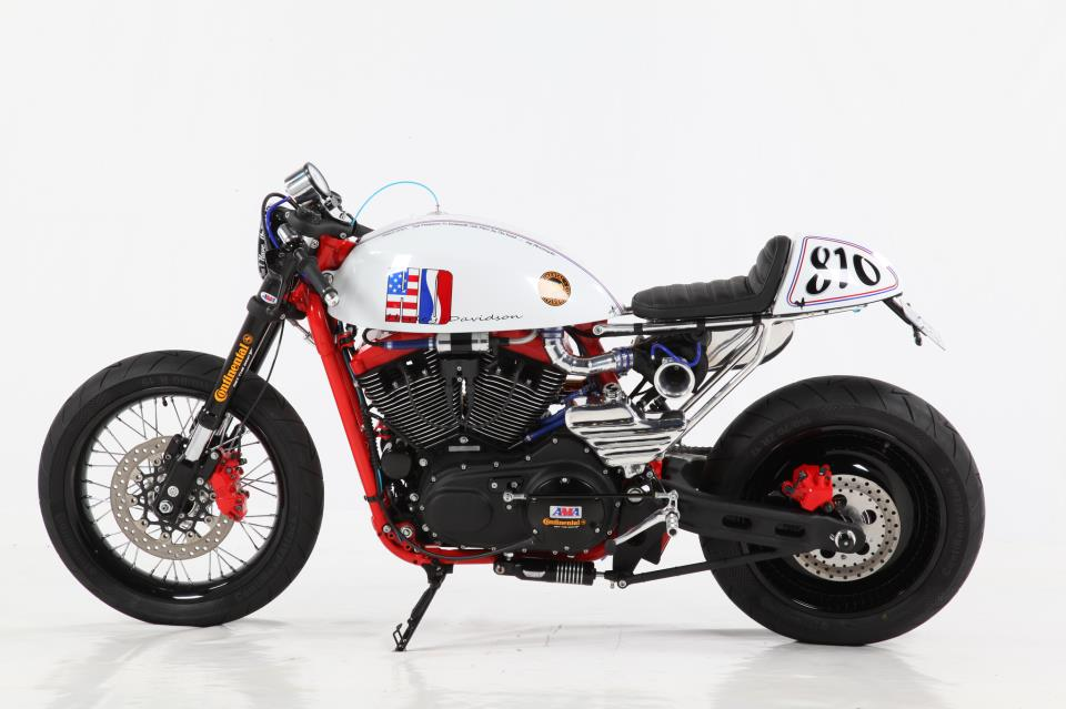 Return of the Cafe Racers - 2013 AMD World Championship Cafe Racers