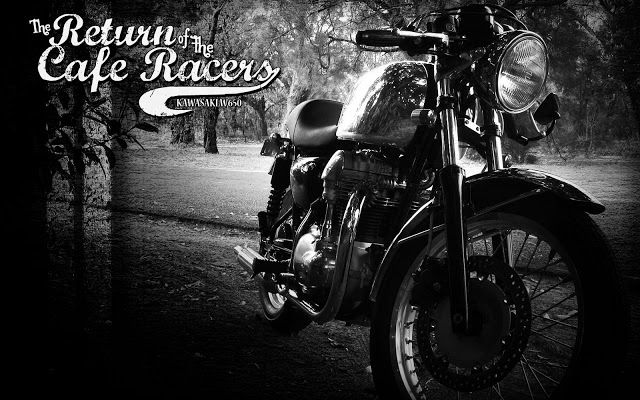 Return of the Cafe Racers - W650 Cafe Racer – On the road again