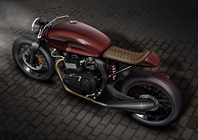 Return of the Cafe Racers - Vision to reality