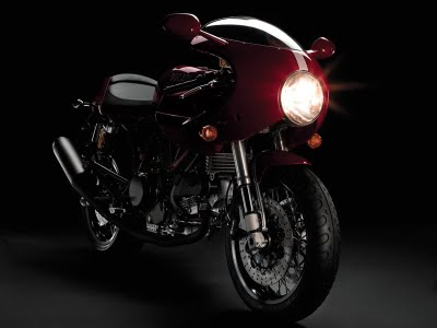 Return of the Cafe Racers - Ducati Sports Classics no more