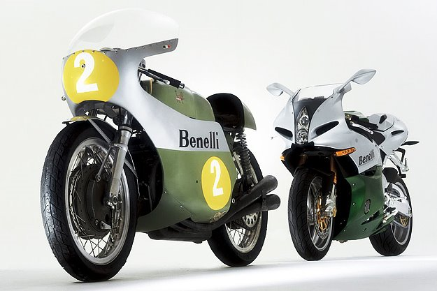 Return of the Cafe Racers - Old vs new – Benelli