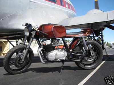Return of the Cafe Racers - eBay find – Cafe Loco CB 750