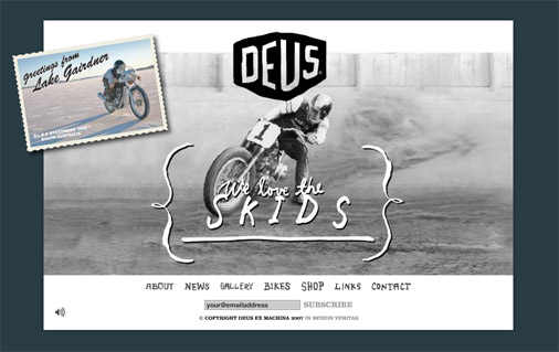 Return of the Cafe Racers - Deus Ex Machina – Redefining old school