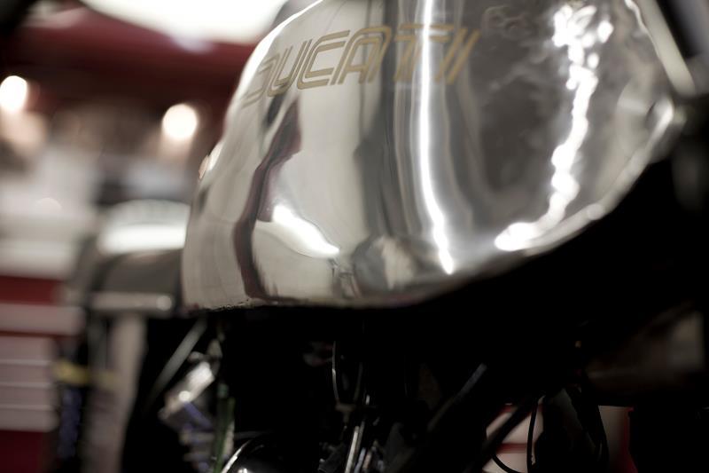 Return of the Cafe Racers - Staghead Moto custom workshop