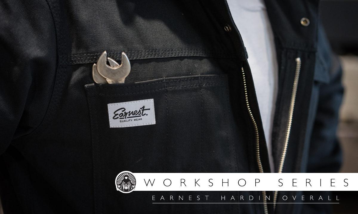 Return of the Cafe Racers - Workshop Series – Earnest Hardin Overall