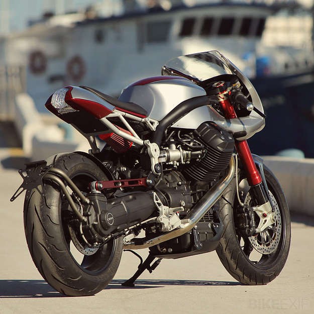 Return of the Cafe Racers - Moto Guzzi Ipothesys video