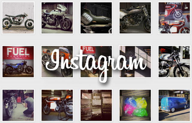 Return of the Cafe Racers - ROTCR on Instagram