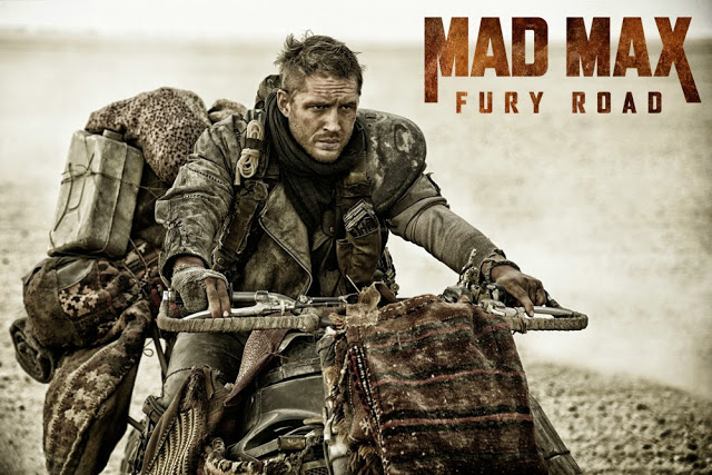 Return of the Cafe Racers - Mad Max Fury Road Motorcycles