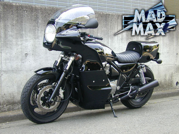 Return of the Cafe Racers - Mad Max Goose MFP1100 Replica Kit