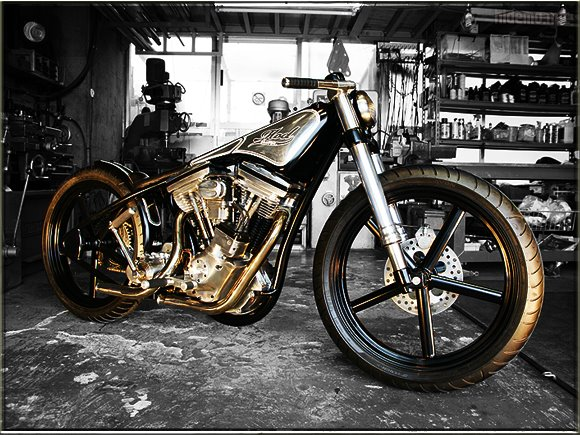 Return of the Cafe Racers - Custom motorcycle goodness – Hidemo Japan