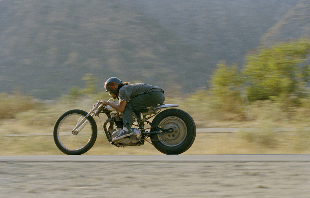 Return of the Cafe Racers - Open throttle