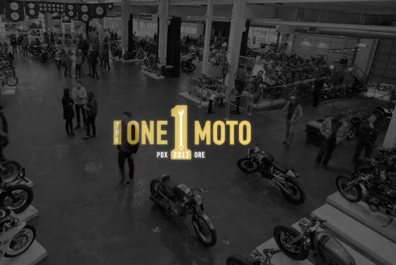 Return of the Cafe Racers - One Motorcycle Show 2013 builder stories