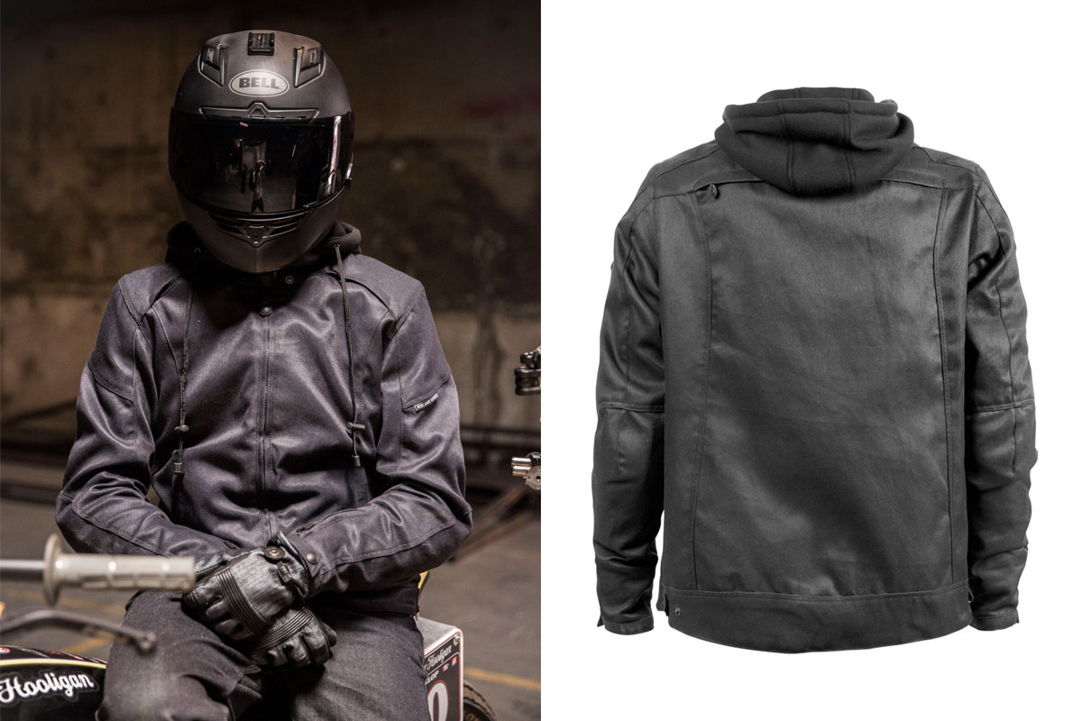 Roland Sands Trent motorcycle jacket