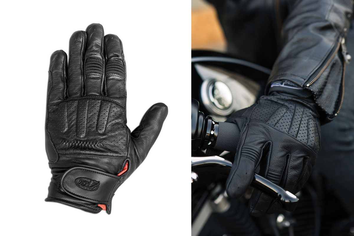 RSD Barfly motorcycle glove review