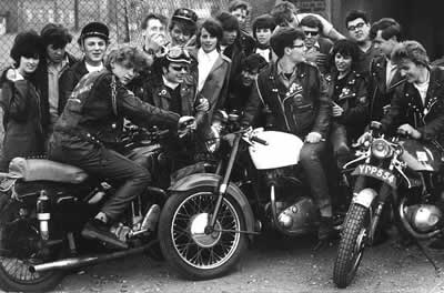 Return of the Cafe Racers - The Ace Cafe London 1938-2006