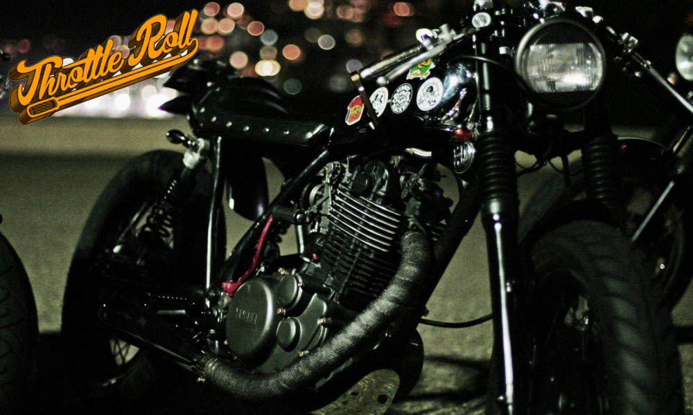 Return of the Cafe Racers - Throttle Roll 2013 wrap up