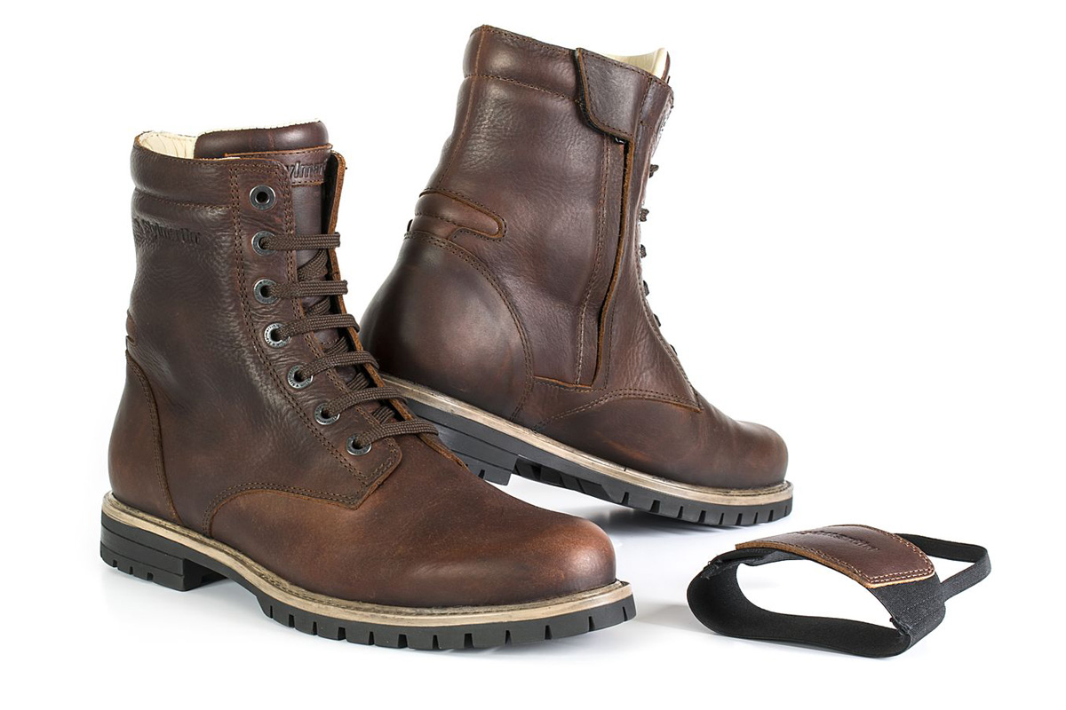 Return of the Cafe Racers - Riding Gear – Stylmartin Ace Boot