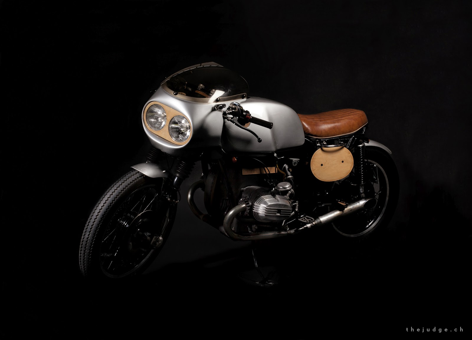 Return of the Cafe Racers - BMW R80 by Workshop Maquerelle