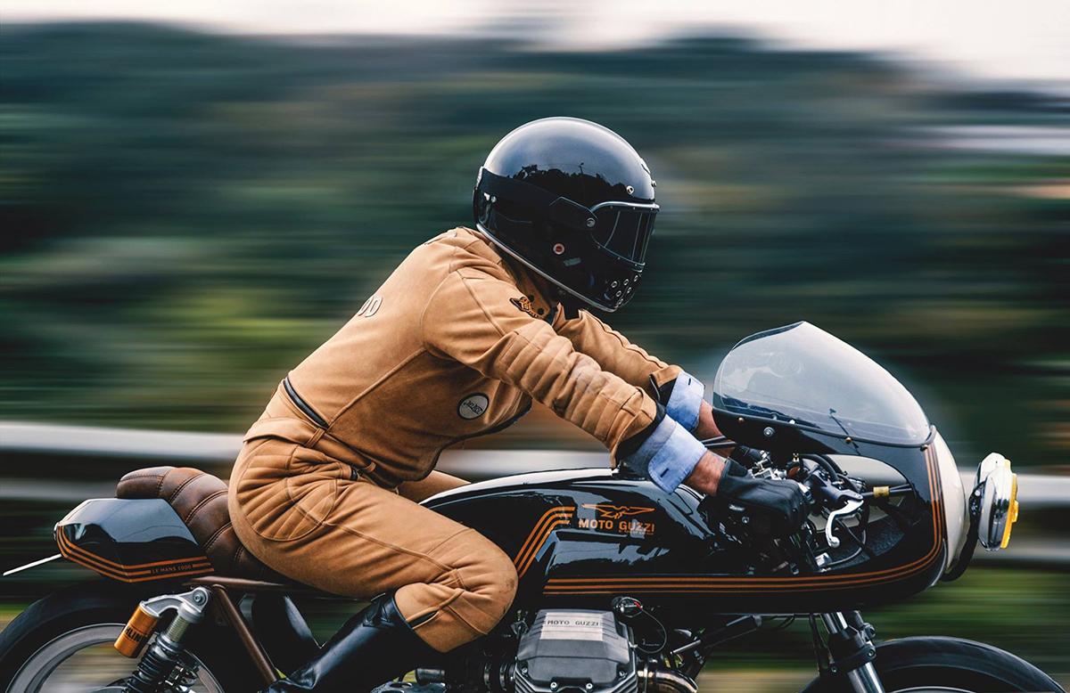 Return of the Cafe Racers - Endurance Racer – TonUp Moto Guzzi Le Mans