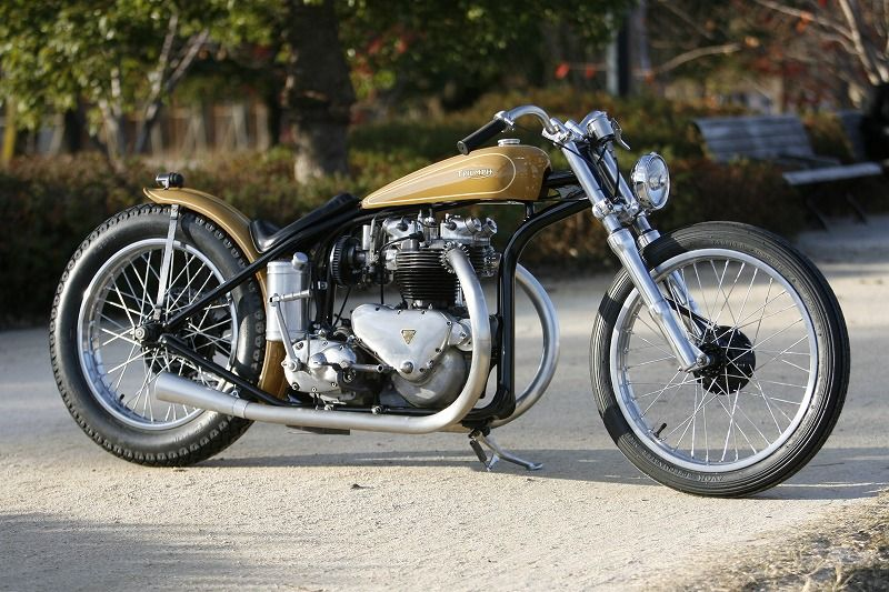 Return of the Cafe Racers - Custom classics by Heiwa Motorcycles