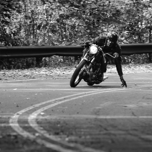 Return of the Cafe Racers - Monday motorcycle blues