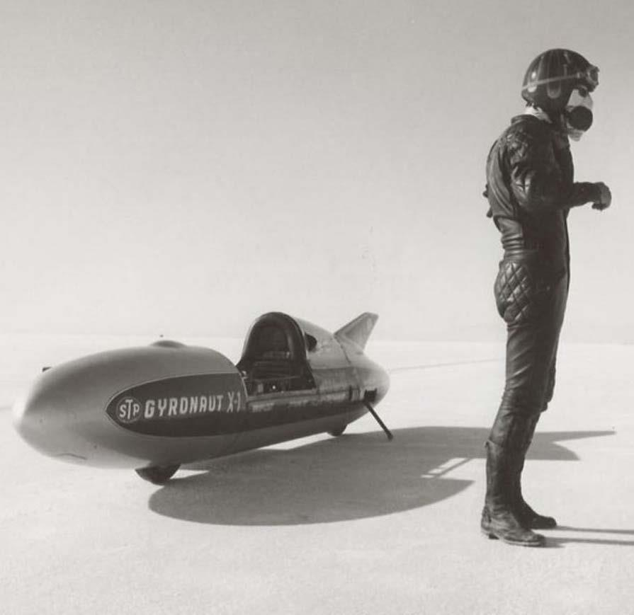 Return of the Cafe Racers - Gyronaut X1 World's Fastest Motorcycle