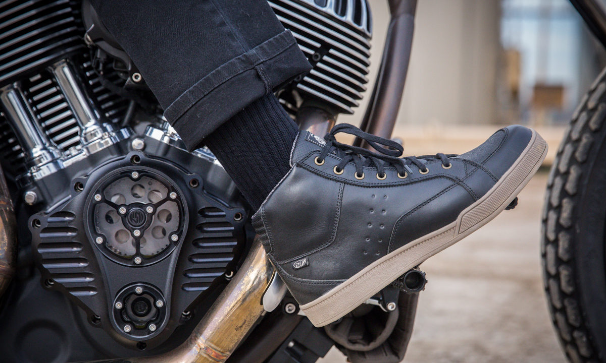 Return of the Cafe Racers - Riding Gear – Roland Sands Fresno Shoes