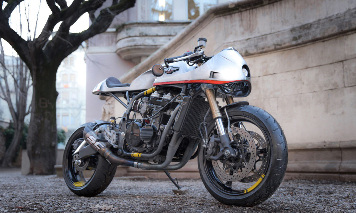 Return of the Cafe Racers -