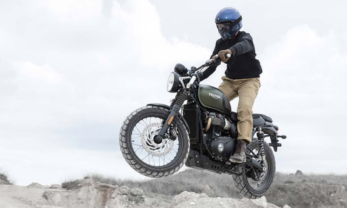 Return of the Cafe Racers - Riding Gear – Rev'it! Yates Armored Sweatshirt
