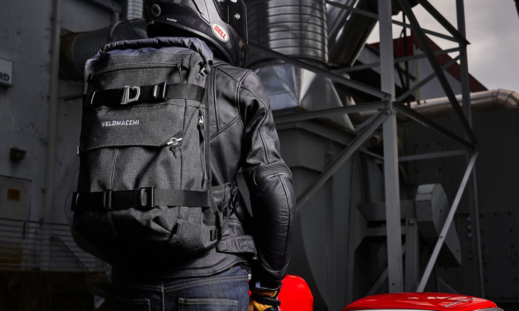 Return of the Cafe Racers - Riding Gear – Speedway 40L Backpack
