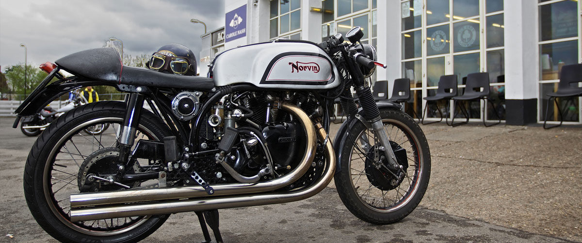 Return of the Cafe Racers - Submit Your Cafe Racer Project