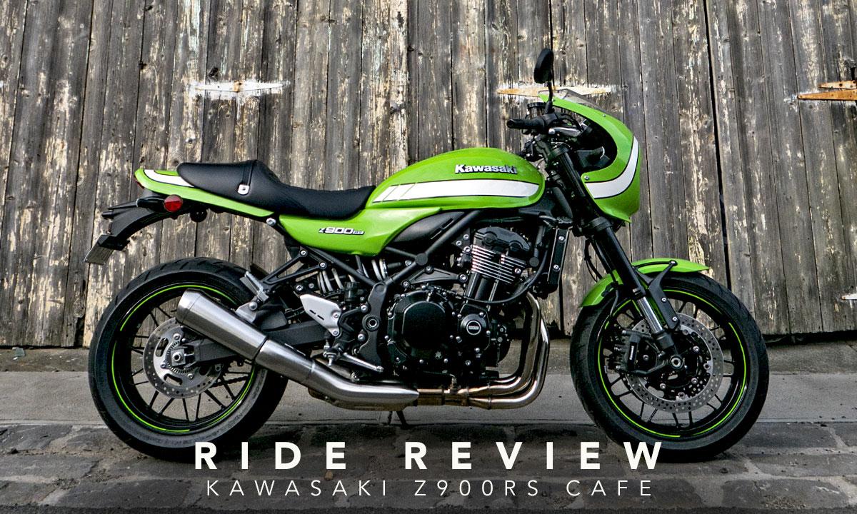 Kawasaki Z900RS cafe review