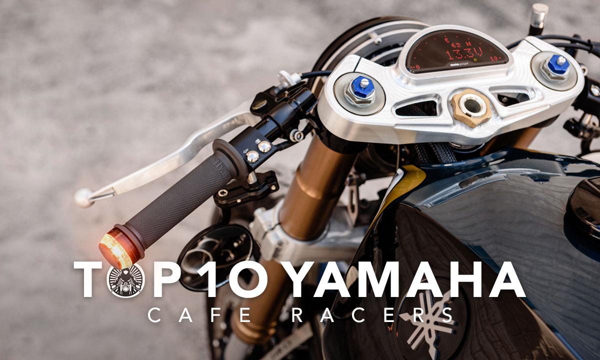Top 10 Yamaha Cafe Racers